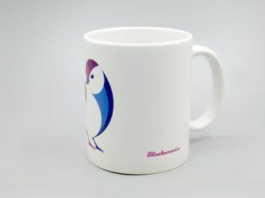 """Kaffeebecher """"Blaubeermeise"""", Ansicht 2"""