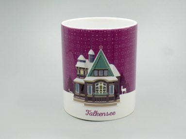 """Kaffeebecher """"Hexenhaus"""", Ansicht 1"""