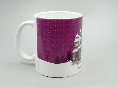 """Kaffeebecher """"Hexenhaus"""", Ansicht 2"""