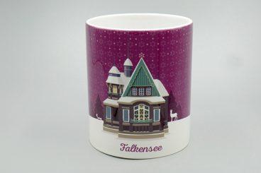 """Kaffeebecher """"Hexenhaus"""""""