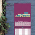 "Kalenderblatt Dezember ""Festspielhaus, Baden-Baden"""