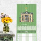 """Kalenderblatt September """"Villa Obkircher, Baden-Baden"""""""
